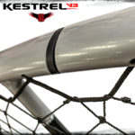BlackHawk Paramotor Kestrel V3 Paramotor Frame 2019