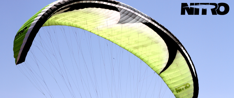 Velocity Nitro Paraglider – Florida Powered Paragliding