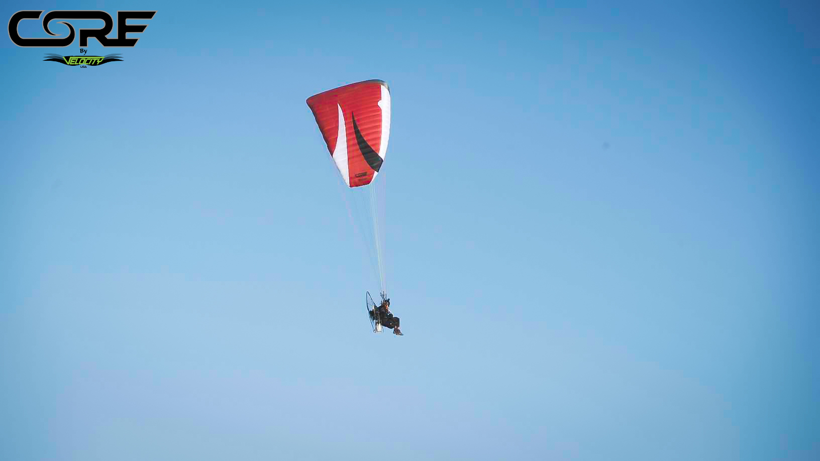 Velocity Core Paraglider – Florida Powered Paragliding