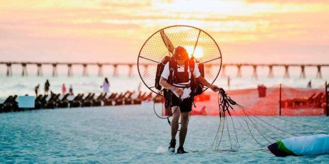Florida Powered Paragliding – Paramotor Lessons & Sales